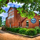 Murray (Billsons) Brewery, Beechworth by Ashpix