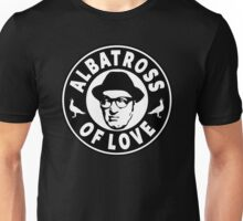 Albatross of love Unisex T-Shirt