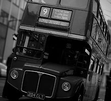 On The Buses by Steve Thomas