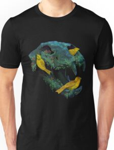Three little birds Unisex T-Shirt