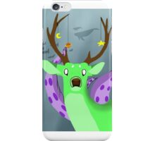 Deep in Mystery Deer iPhone Case/Skin