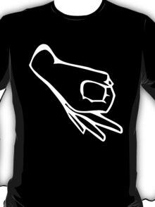 Finger Circle Game T-Shirt