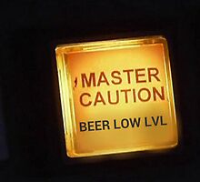 Beer Low Level Caution Light by Heisenberg1969