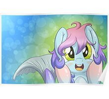 Lillea the sea pony Poster
