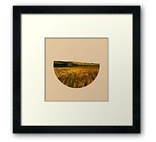 Skyless Composition | Eight Framed Print