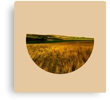 Skyless Composition | Eight Canvas Print