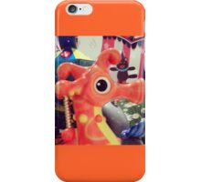 Silly Sea Horse iPhone Case/Skin