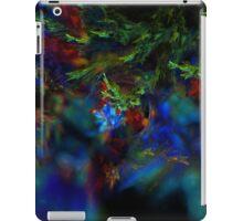 Fractal Flame Art: Rainbow iPad Case/Skin