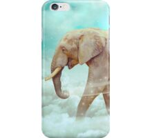 Walk With the Dreamers (Elephant in the Clouds) iPhone Case/Skin