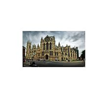 York Minster by afh1066