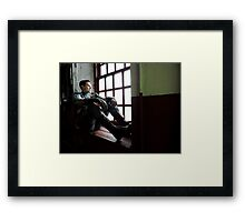 Captain Mulligan (Photography by Misty Autumn Imagery) Framed Print