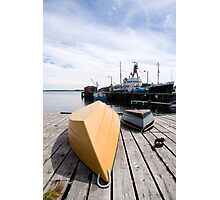 Lunenberg Harbour Nova Scotia Canada Photographic Print