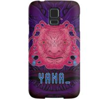 Y A N A _ Face of Boe (Doctor Who) Samsung Galaxy Case/Skin