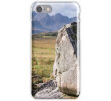 Kilbride Rock iPhone Case/Skin
