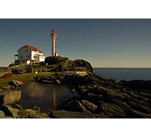Cape Forchu Nova Scotia Canada Photographic Print