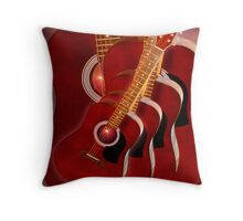 Cherry Baby Throw Pillow