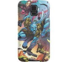 Salty Roos Galactic Guardians Samsung Galaxy Case/Skin