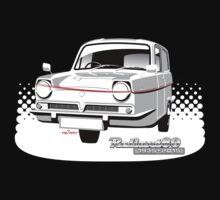 Reliant Regal Supervan anniversary T-Shirt