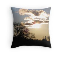 By The Dawn's Early Light Throw Pillow