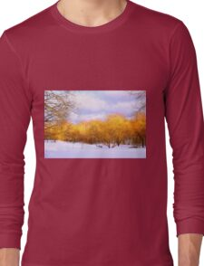 Autumn in Winter Long Sleeve T-Shirt