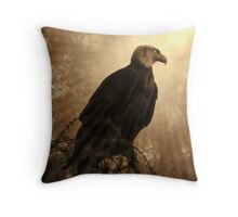 Almost Above The Clouds Throw Pillow