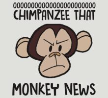 Chimpanzee That - Monkey News (Ricky Gervais Show) by Cpotey