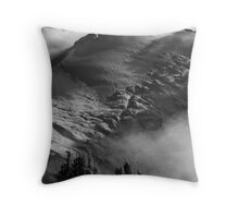 Mount Ruth Throw Pillow