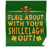 Saint Patrick's Day Shenanigans Poster