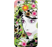 Summer Girl 2 iPhone Case/Skin