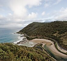 great Ocean Road views by Jose Fernandez