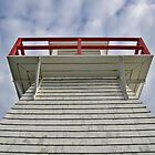 Up the light by Roxane Bay