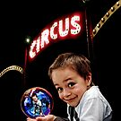 Circus Boy by Naomi Frost