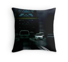 urb reverberation 1 Throw Pillow
