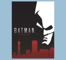 Batman Arkham City Simplistic Kids Clothes