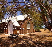 Holy Trinity Church at Walkaway by georgieboy98