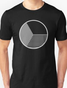 Czech Air Force - Roundel (low vis) T-Shirt