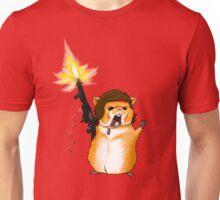 Hamster Rambo Unisex T-Shirt