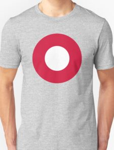 Royal Danish Air Force - Roundel Unisex T-Shirt