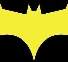 Batgirl (New 52) Logo by LinearStudios