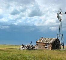 Prairie Storm by Brian R. Ewing