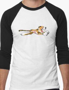 Triumph Tiger Men's Baseball ¾ T-Shirt