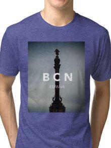 BCN España Tri-blend T-Shirt