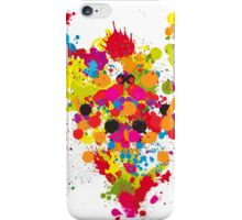 Splash products iPhone Case/Skin