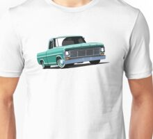 67 Ford F-100 Unisex T-Shirt