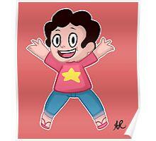 Steven Universe- Chibi Steven Poster