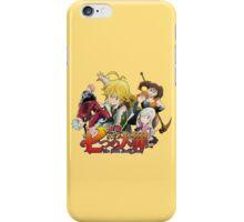 Nanatsu No Taizai iPhone Case/Skin