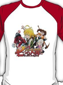 Nanatsu No Taizai T-Shirt