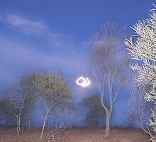 Quilpie at Night © Vicki Ferrari Photography by Vicki Ferrari