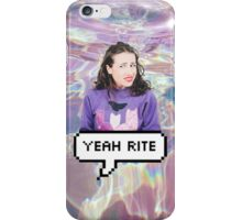Miranda Sings - Yeah Rite iPhone Case/Skin