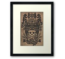 Ivalice Death Corps Framed Print